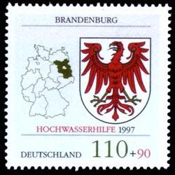 Deutsche Fluthilfe aus Brandenburg seit 1997